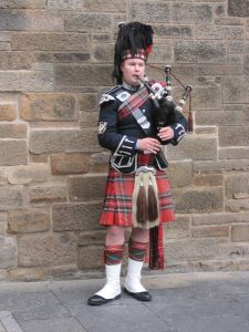 traditional Scottish weddings at the Caledonian Hotel Dumfries